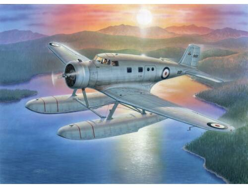 Special Hobby Vickers Delta Mk.II RCAF On snow and water 1:72 (72353)