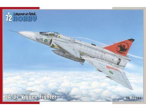 Special Hobby JA-37 Viggen Fighter 1:72 (72384)