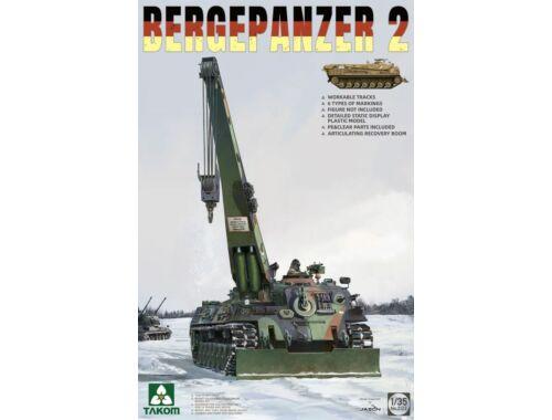 Takom Bergepanzer 2 1:35 (TAK2122)