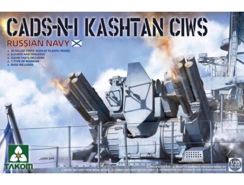 Takom Russian Navy CADS-N-1 Kashtan CIWS 1:35 (TAK2128)