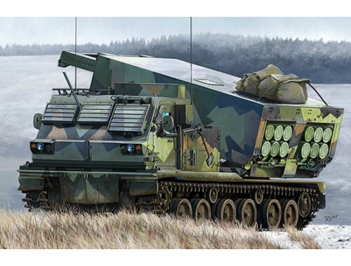 Trumpeter M270/A1 Multiple Launch Rocket System - Norway 1:35 (1048)