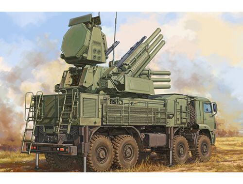 Trumpeter Russian 72V6E4 Combat Unit of 96K6 Pantsir-S1 ADMGS(w/RLM SOC) 1:35 (1061)