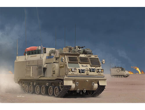 Trumpeter M4 Command and Control Vehicle (C2V) 1:35 (1063)
