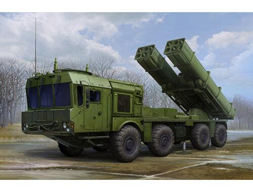 Trumpeter Russian 9A53 Uragan-1M MLRS (Tornado-s) 1:35 (01068)