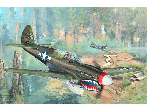 Trumpeter P-40N War Hawk 1:32 (02212)