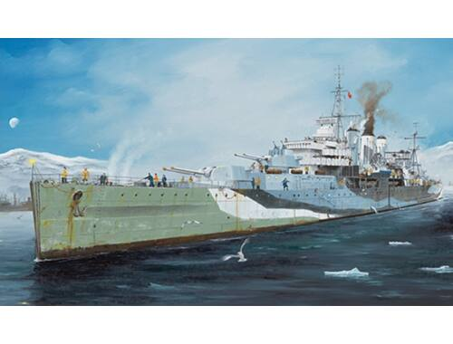 Trumpeter HMS Kent 1:350 (5352)