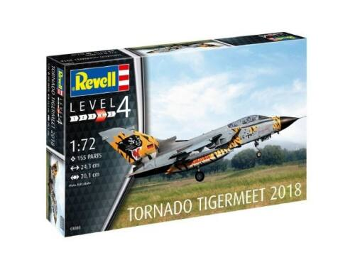 Revell Tornado ECR Tigermeet 2018 1:72 (3880)