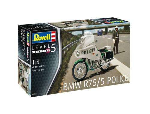 Revell BMW R75/5 Police 1:8 (7940)