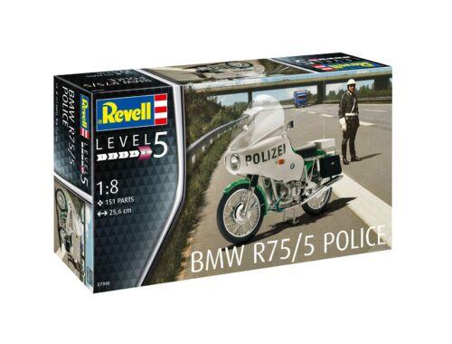 Revell BMW R75/5 Police 1:8 (7940)