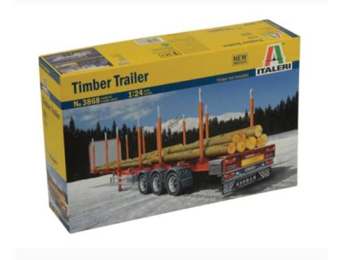 Italeri Timber Trailer 1:24 (3868)