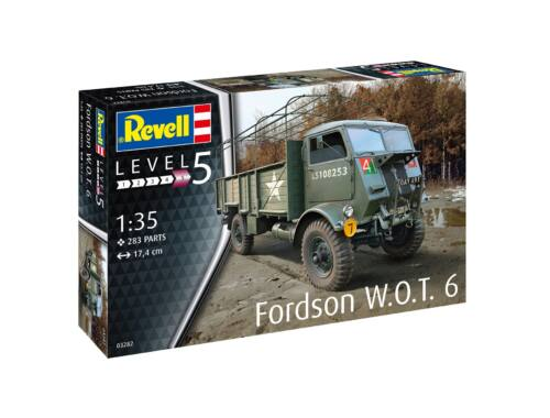 Revell Fordson W.O.T. 6 1:35 (3282)