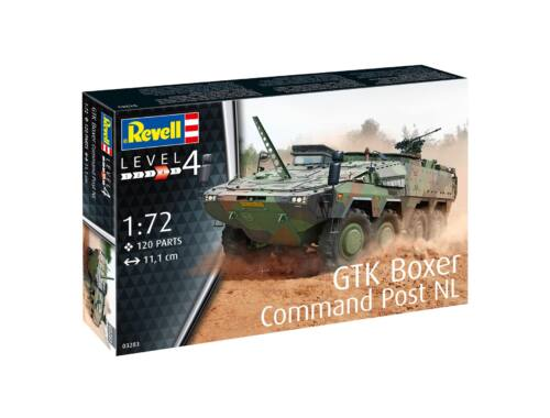 Revell GTK Boxer Command Post NL 1:72 (3283)