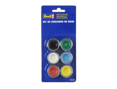 Revell Basic colour set, (32342)