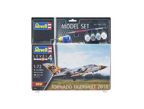Revell Model set Tornado ECR Tigermeet 2018 1:72 (63880)