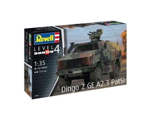 Revell Dingo 2A3.1 1:35 (3284)