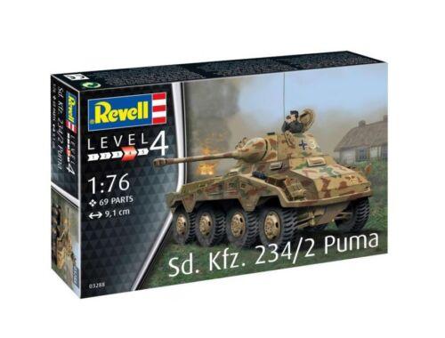 Revell Sd.Kfz. 234/2 Puma 1:76 (3288)