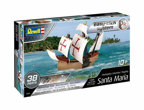 Revell Santa Maria easy-click system 1:350 (5660)
