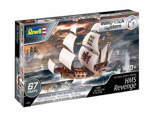 Revell HMS Revenge easy-click system 1:350 (5661)