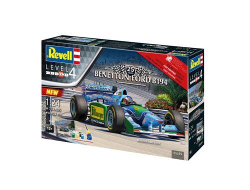Revell 25th Anniversary Benetton F 1:24 (5689)