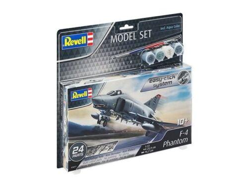 Revell Model set F-4E Phantom 1:72 (63651)