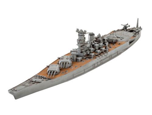 Revell Model set Musashi 1:1200 (66822)