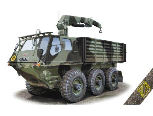 ACE FV-623 Stalwart Mk.2 limber 1:72 (72436)