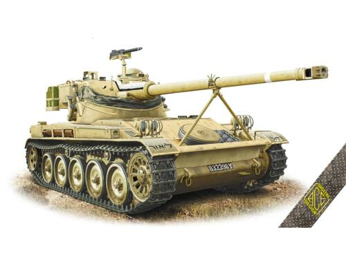 ACE AMX-13/75 French light tank 1:72 (72445)