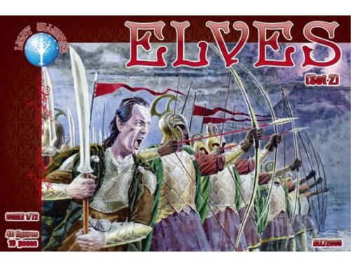 ALLIANCE Elves, set 2 1:72 (72005)