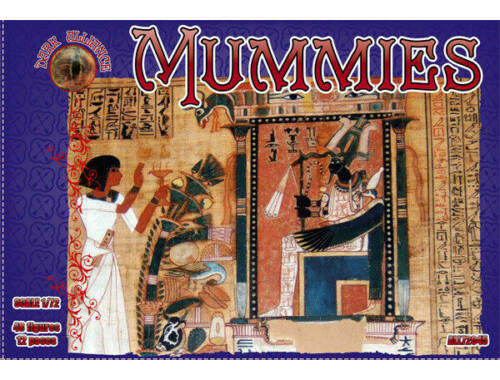 ALLIANCE Mummies 1:72 (72045)
