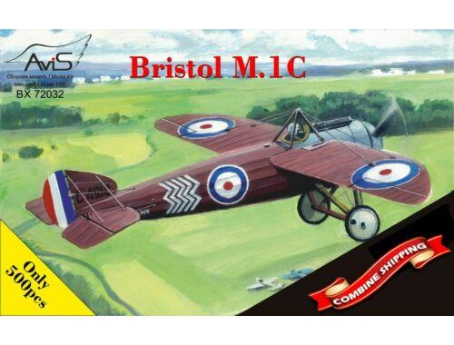 Avis Bristol M.1C 1:72 (AV72032)