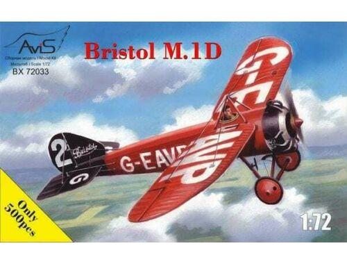 Avis Bristol M.1D 1:72 (AV72033)