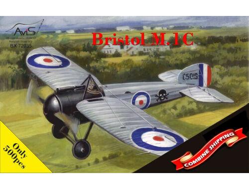 Avis Bristol M.1C 1:72 (AV72035)