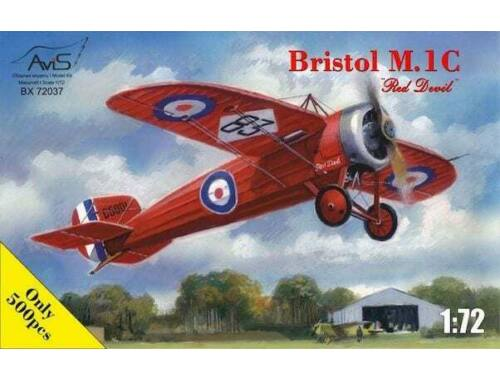 Avis Bristol M.1C Red Devil 1:72 (AV72037)