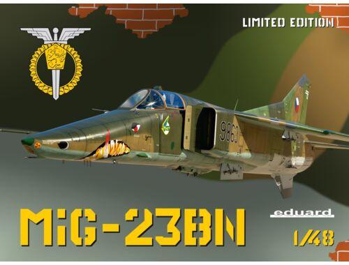 Eduard MiG-23BN, Limited Edition 1:48 (11132)