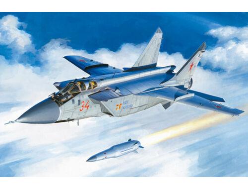 Hobby Boss MiG-31BM. w/KH-47M2 1:48 (81770)