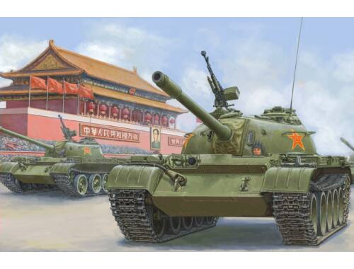 Hobby Boss PLA 59 Medium Tank-early 1:35 (84539)