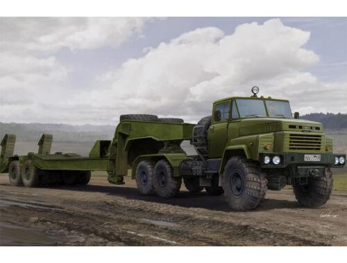 Hobby Boss Russian KrAZ-260B with CMAZ/ChMZAP-5247G 1:35 (85523)
