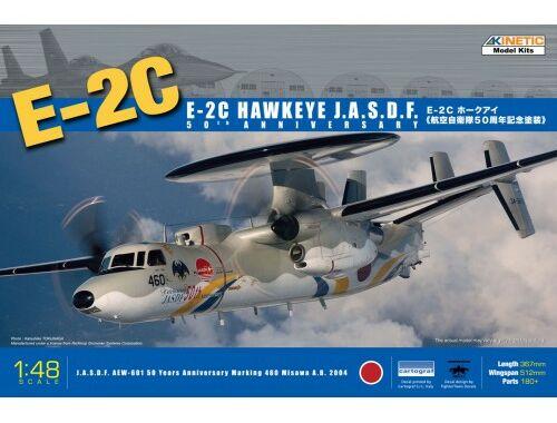 KINETIC E-2C JASDF NP2000 Props 1:48 (K48014A)
