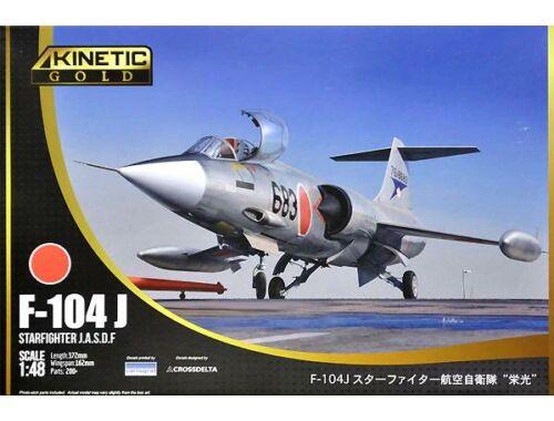 KINETIC F-104J JASDF 1:48 (K48080)