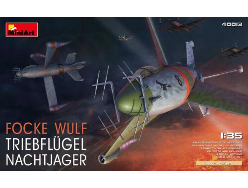 MiniArt Focke Wulf Triebflugel Nachtjager 1:35 (40013)