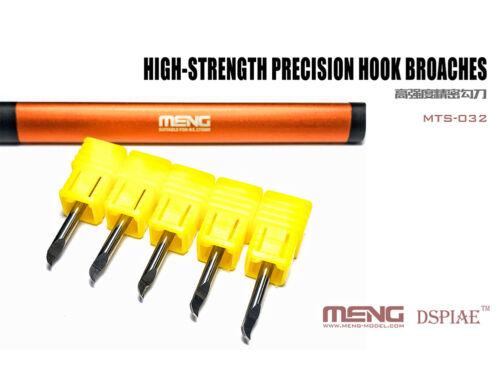 MENG High-strength Precision Hook Broaches (MTS-032)