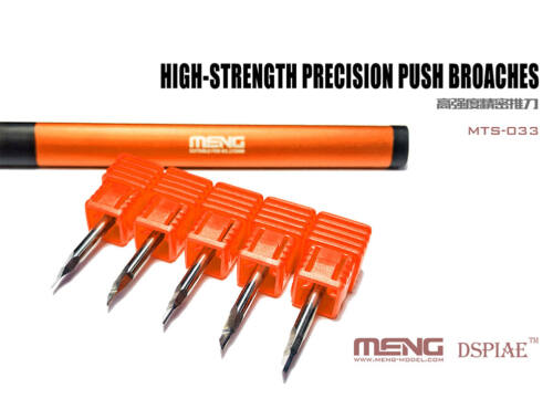 MENG High-strength Precision Push Broaches (MTS-033)