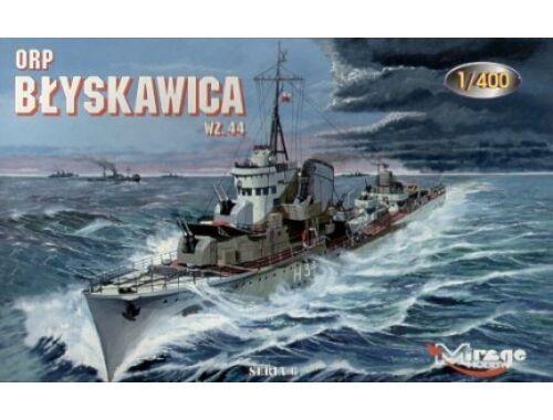 Mirage Hobby Polish Navy Destroyer ORP Blyskawica Wz.44 1:400 (400615)