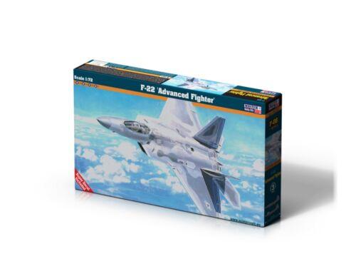 Mistercraft F-22 Advanced Fighter 1:72 (F-06)