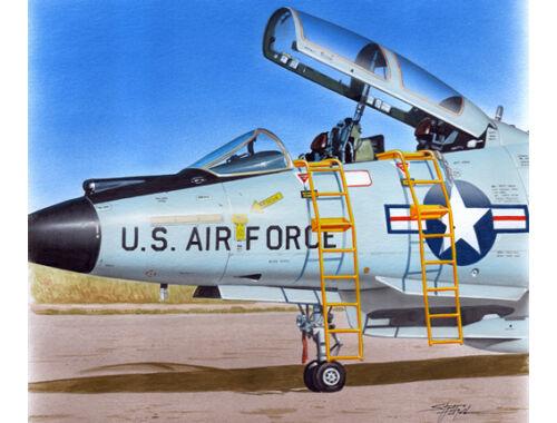 Plus model Ladder for F-101B 1:48 (AL4086)