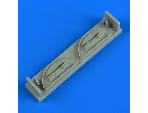 Quickboost A-4 Skyhawk FOD covers for Trumpeter 1:32 (32 224)