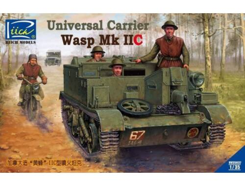 Riich Models Universal Carrier Wasp MK IIC 1:35 (RV35037)