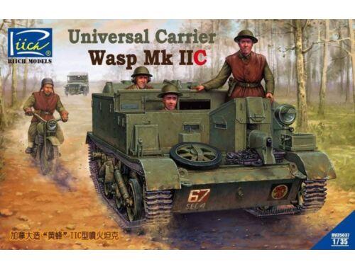 Riich Models Universal Carrier Wasp MK IIC 1:35 (RV35037)