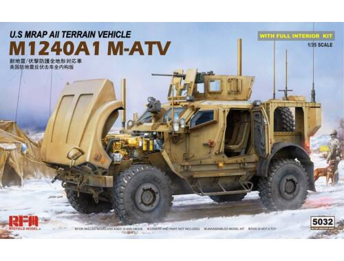 Rye Field Model M-ATV (MRAP) M1024A1 1:35 (RM-5032)