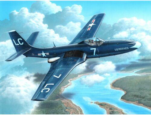 Special Hobby FH-1 Phantom 'MARINES First Jet' 1:72 (72335)